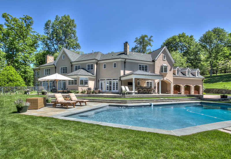 Maison unifamiliale pour l à louer à 122 Mosle Road Far Hills, New Jersey 07931 États-Unis