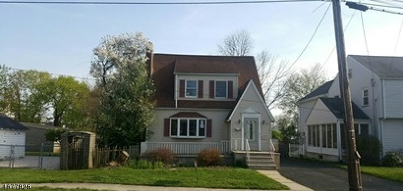 Single Family Home for Sale at 407 Bell Avenue Raritan, 08869 United States