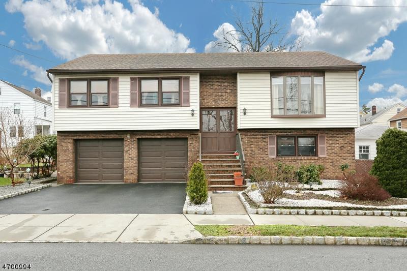 Частный односемейный дом для того Продажа на 71 Continental Avenue Belleville, 07109 Соединенные Штаты