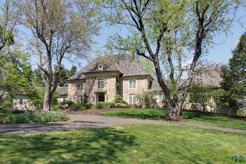 独户住宅 为 销售 在 464 Cherry Lane 门德汉姆, 07945 美国