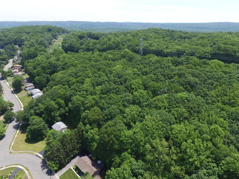 Terrain pour l Vente à 99 TOBY DR - REAR Succasunna, New Jersey 07876 États-Unis