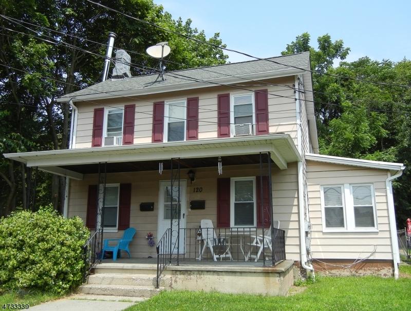 Casa Multifamiliar por un Venta en 120 Taylor Street Washington, Nueva Jersey 07882 Estados Unidos