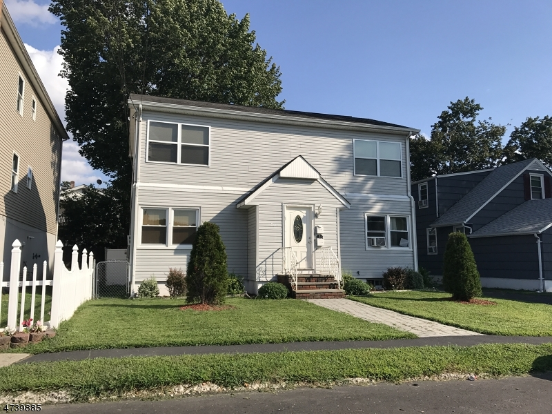 Single Family Home for Rent at 18 N 15th Street Haledon, New Jersey 07508 United States
