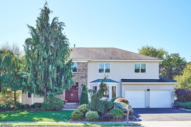 Частный односемейный дом для того Продажа на 11 Jade Meadow Drive Springfield, Нью-Джерси 07081 Соединенные Штаты