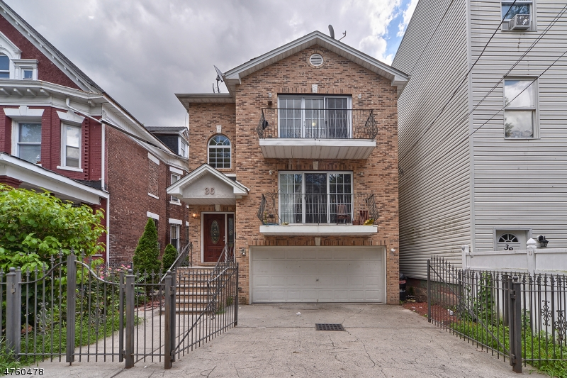 Multi-Family Home for Sale at 34-36 COLUMBIA Avenue Newark, New Jersey 07106 United States