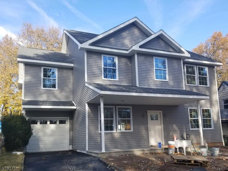 Частный односемейный дом для того Продажа на 859 Milton Blvd Rahway, Нью-Джерси 07065 Соединенные Штаты