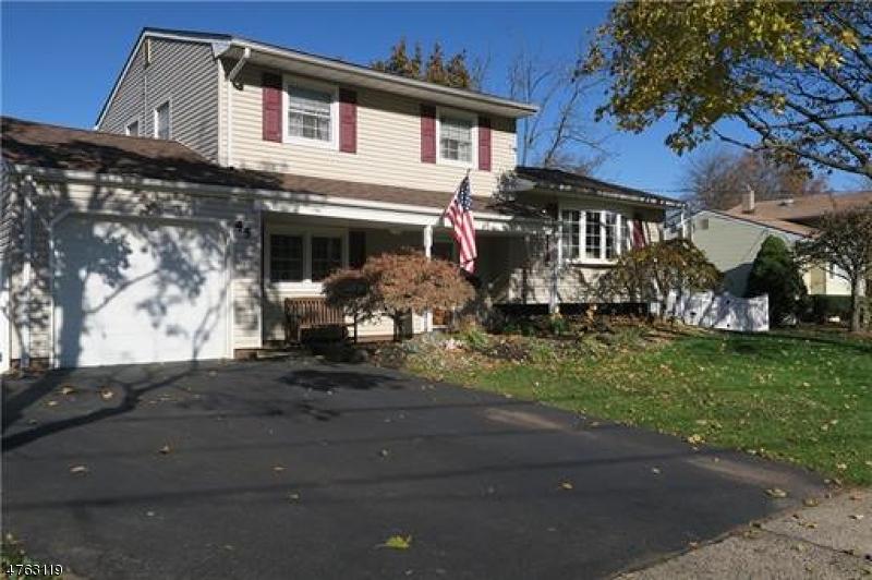 一戸建て のために 売買 アット 45 Edith Avenue 45 Edith Avenue Metuchen, ニュージャージー 08840 アメリカ合衆国
