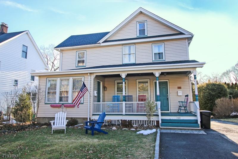独户住宅 为 出租 在 160 Ackerman Avenue 里奇伍德, 新泽西州 07450 美国
