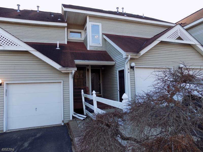 公寓 / 联排别墅 为 销售 在 4 RED OAK TER Jefferson Township, 新泽西州 07438 美国