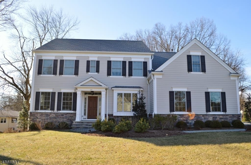 Single Family Home for Sale at 29 DEERFIELD Drive Florham Park, New Jersey 07932 United States