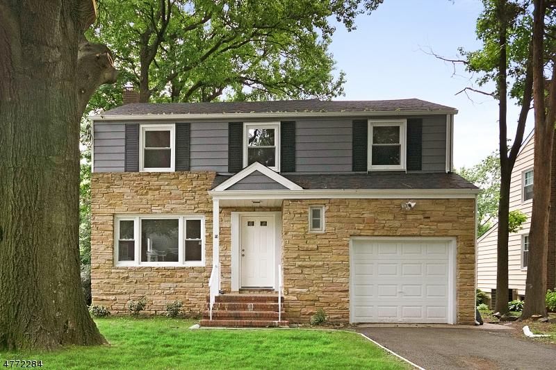 Частный односемейный дом для того Продажа на 617 SALEM Road Union, Нью-Джерси 07083 Соединенные Штаты