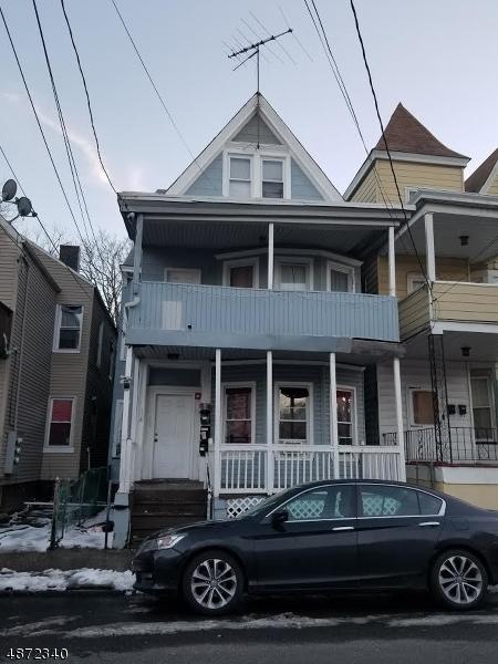 multi-family homes для того Продажа на Paterson, Нью-Джерси 07501 Соединенные Штаты