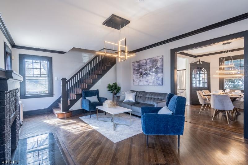 Частный односемейный дом для того Продажа на 1404 SUMMIT Place Union, Нью-Джерси 07083 Соединенные Штаты
