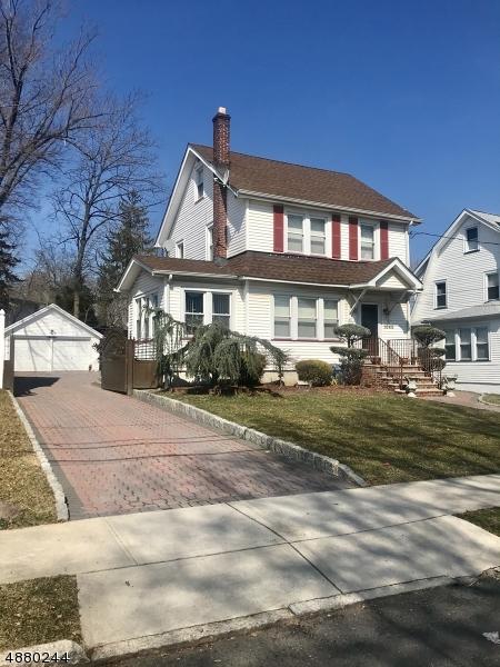 Частный односемейный дом для того Продажа на 1048 LORRAINE Avenue Union, Нью-Джерси 07083 Соединенные Штаты