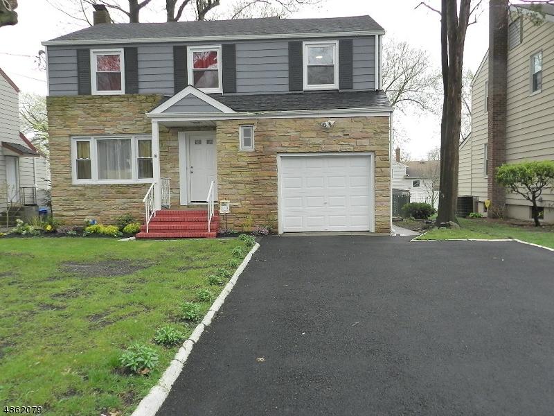 Casa Unifamiliar por un Venta en 617 SALEM Road Union, Nueva Jersey 07083 Estados Unidos