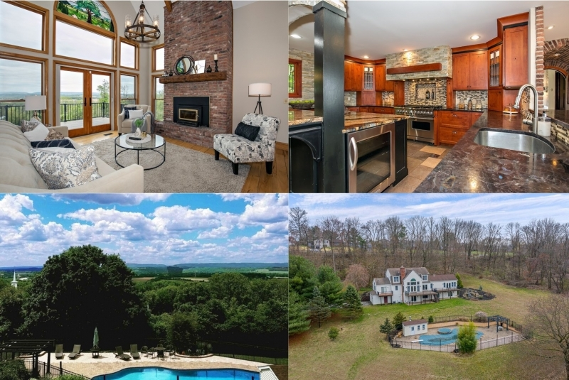 Single Family Homes for Sale at Phillipsburg, New Jersey 08865 United States
