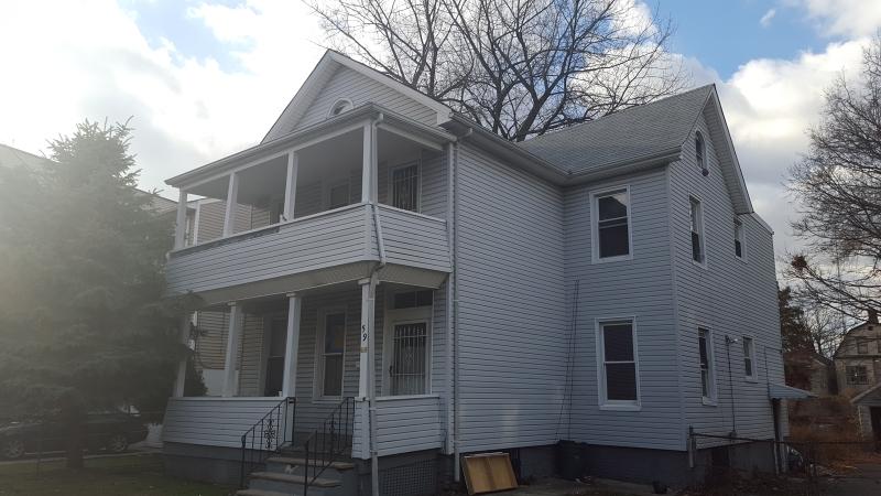 Многосемейный дом для того Продажа на 57 Bruen Avenue Irvington, Нью-Джерси 07111 Соединенные Штаты