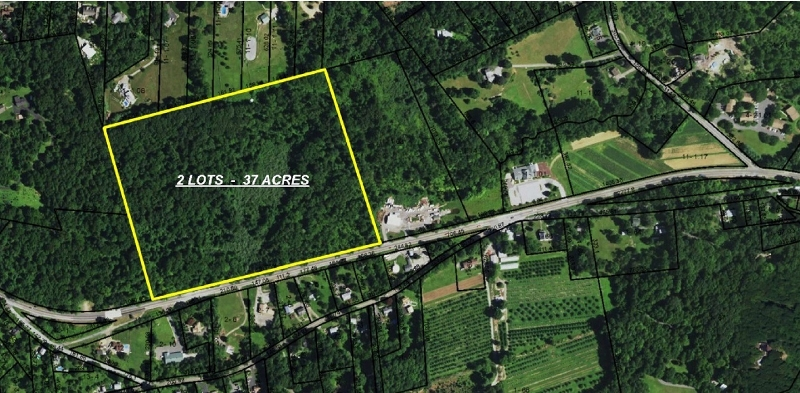Land for Sale at 52-72 Route 46 Hackettstown, New Jersey 07840 United States
