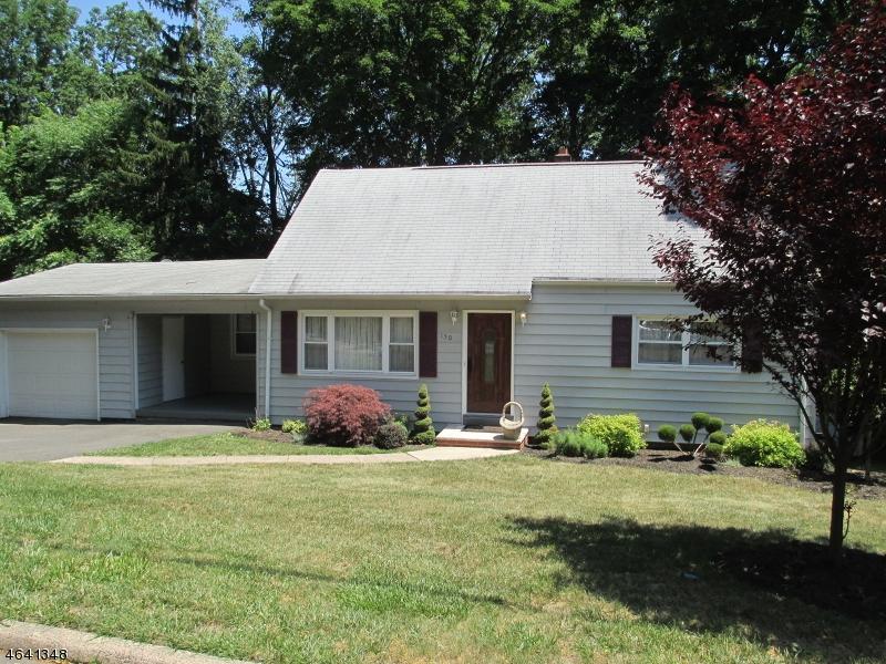 Частный односемейный дом для того Аренда на 150 Hillside Drive Haledon, 07508 Соединенные Штаты