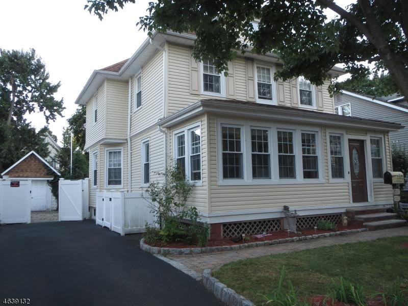 Single Family Home for Sale at 44 TUXEDO Avenue Hawthorne, 07506 United States