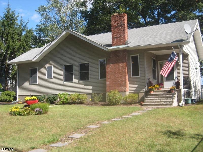 独户住宅 为 销售 在 16 Lafayette Street Wharton, 07885 美国
