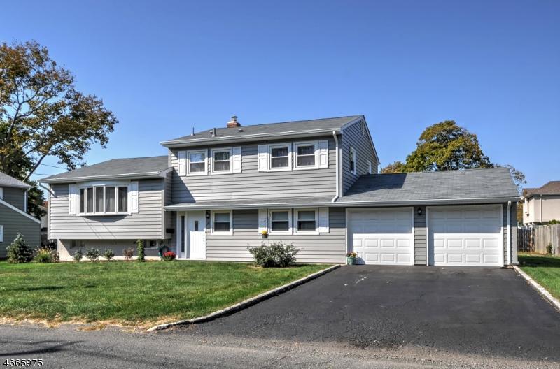 独户住宅 为 销售 在 16 PENN Road 克兰弗德, 07016 美国