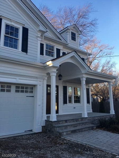 Additional photo for property listing at 813 4th Avenue  Westfield, New Jersey 07090 United States