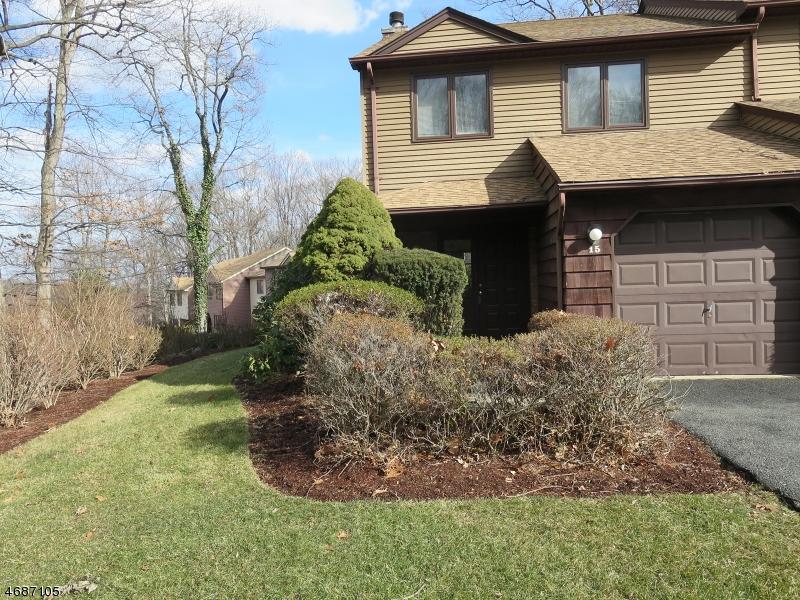 Частный односемейный дом для того Аренда на 15 Heritage Court Morris Plains, Нью-Джерси 07950 Соединенные Штаты