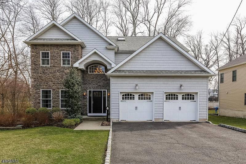 Частный односемейный дом для того Продажа на 1364 Springfield Avenue New Providence, Нью-Джерси 07974 Соединенные Штаты
