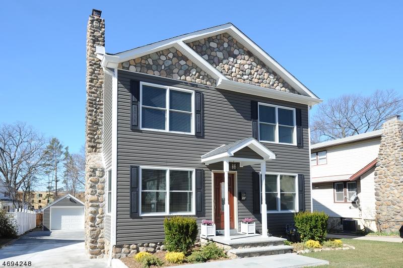 Частный односемейный дом для того Продажа на 50 Harrison Avenue Waldwick, Нью-Джерси 07463 Соединенные Штаты
