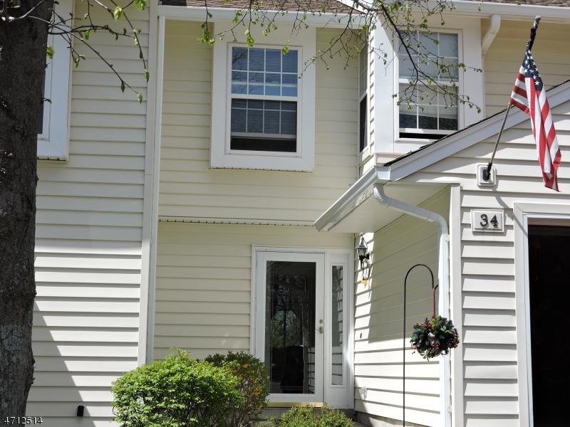 Частный односемейный дом для того Аренда на 34 Peregrine Pt Hampton, Нью-Джерси 07860 Соединенные Штаты