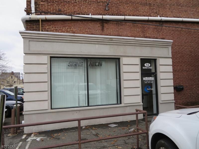 Commercial pour l Vente à 14 WARREN STREET Somerville, New Jersey 08876 États-Unis