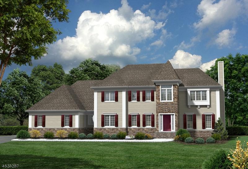 独户住宅 为 销售 在 9 FAWN RUN Lane 布兰斯堡, 08876 美国