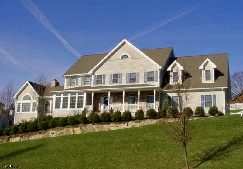 Maison unifamiliale pour l Vente à 17 Spencer Drive Morris Township, New Jersey 07960 États-Unis