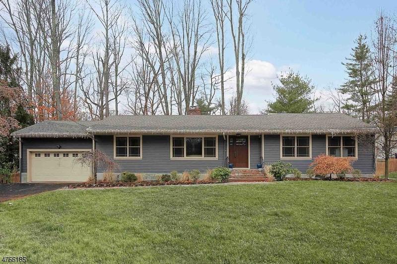 Casa Unifamiliar por un Venta en 91 Mountain Avenue New Providence, Nueva Jersey 07974 Estados Unidos