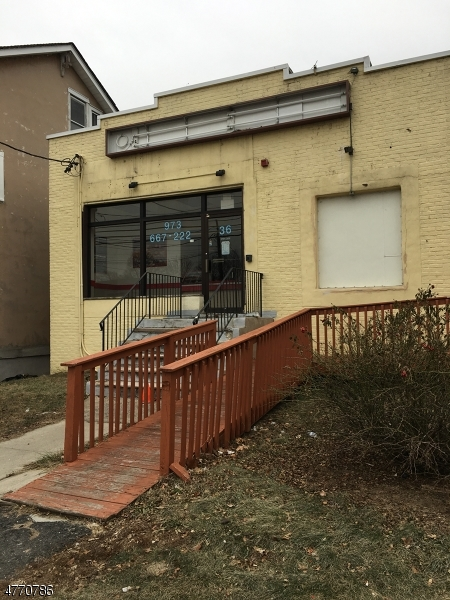 Commercial for Sale at 36 Franklin Avenue Nutley, New Jersey 07110 United States