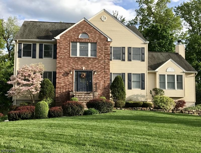 Maison unifamiliale pour l Vente à 10 Ryan Lane Pequannock, New Jersey 07444 États-Unis