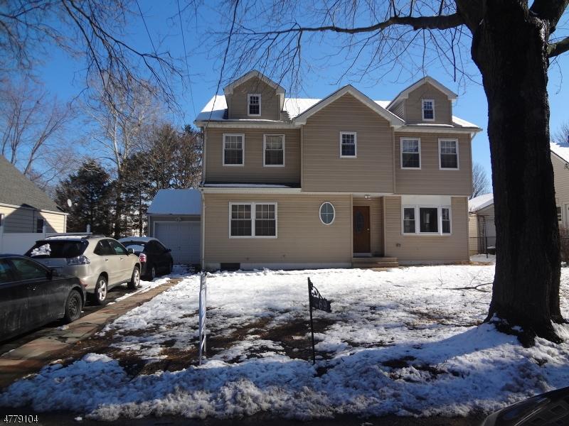Casa Unifamiliar por un Venta en 469 Mountain Avenue Springfield, Nueva Jersey 07081 Estados Unidos