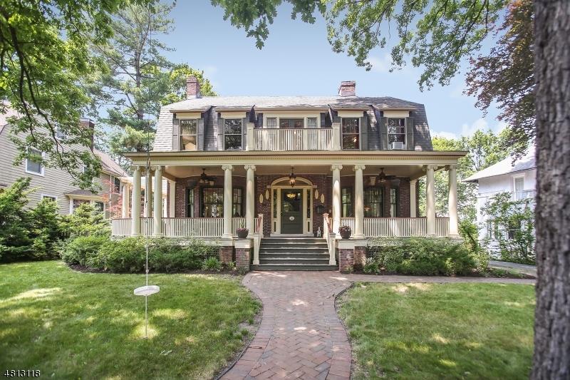 独户住宅 为 销售 在 80 HIGHLAND Avenue 格伦岭, 新泽西州 07028 美国
