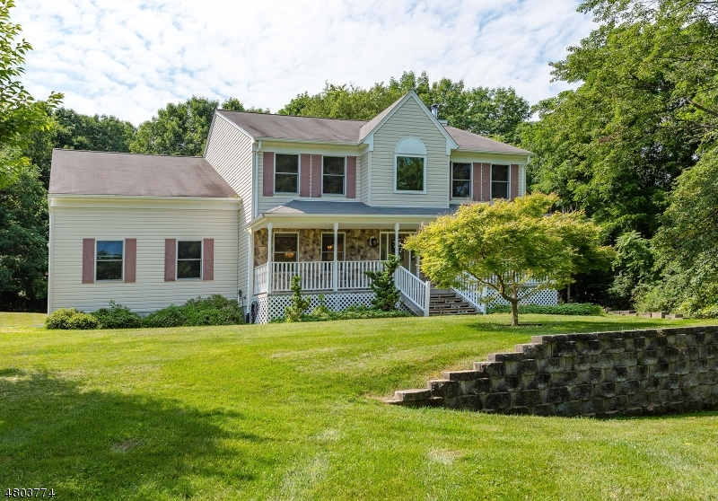 Single Family Home for Sale at 23 Townsbury Road Independence Township, New Jersey 07838 United States