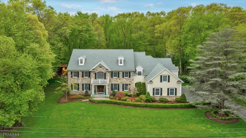 Single Family Home for Sale at 866 AZTEC TRL Franklin Lakes, New Jersey 07417 United States