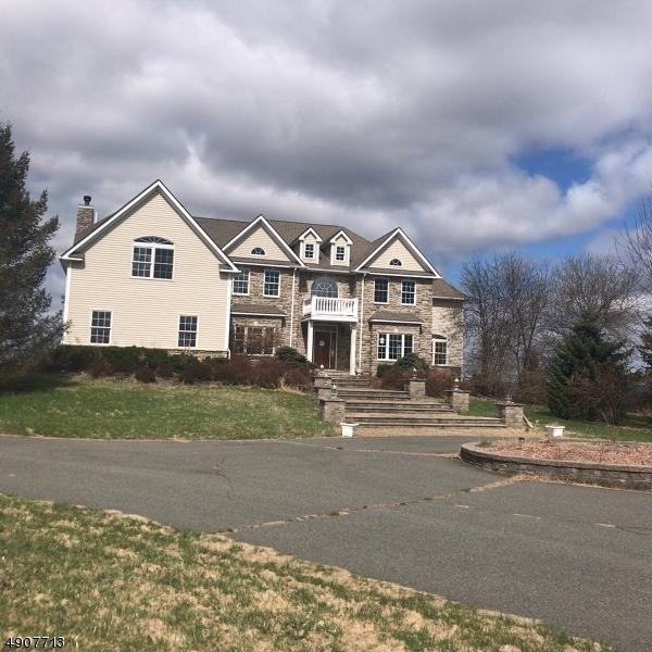 single family homes pour l Vente à Hampton, New Jersey 07860 États-Unis