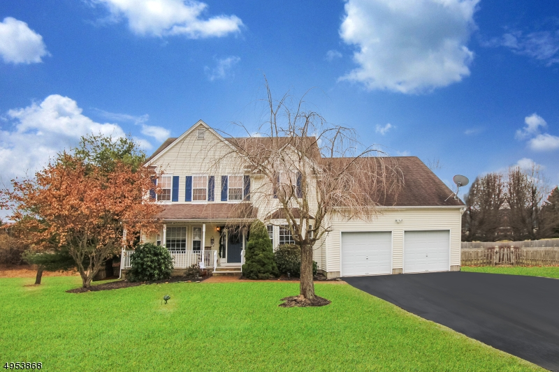Single Family Homes for Sale at Mansfield, New Jersey 07840 United States