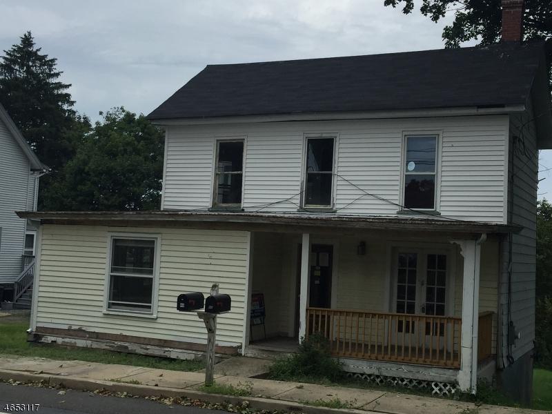 Частный односемейный дом для того Продажа на 46 Main Street Hampton, Нью-Джерси 08827 Соединенные Штаты