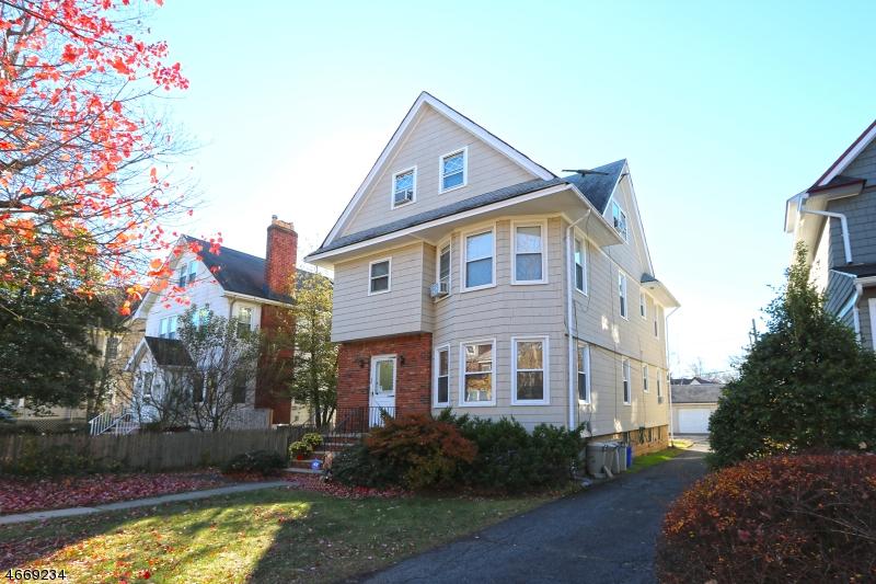 Частный односемейный дом для того Аренда на 38 Brookfield Road Montclair, 07043 Соединенные Штаты