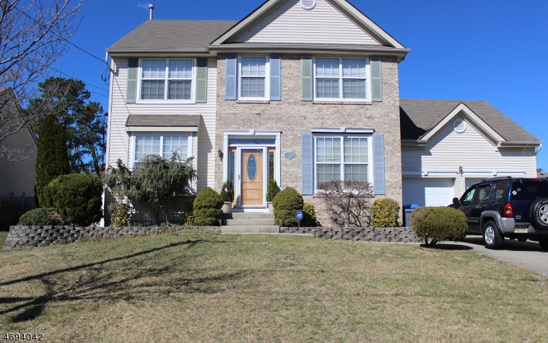 Single Family Home for Sale at 149 Hillside Drive Manchester, New Jersey 08759 United States
