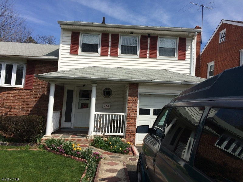 Single Family Home for Sale at 161 Conant Street Hillside, 07205 United States