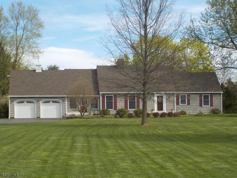 独户住宅 为 销售 在 790 Cherry Tree Lane Pittstown, 新泽西州 08867 美国