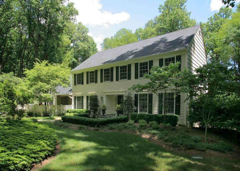 Частный односемейный дом для того Аренда на 4 Baxter Farm Road Morristown, Нью-Джерси 07960 Соединенные Штаты