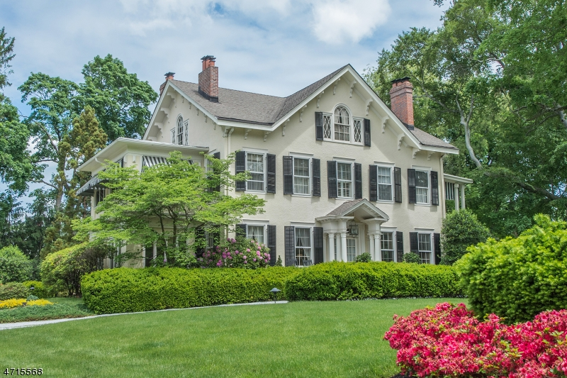 Villa per Vendita alle ore 98 WASHINGTON Avenue Morristown, New Jersey 07960 Stati Uniti